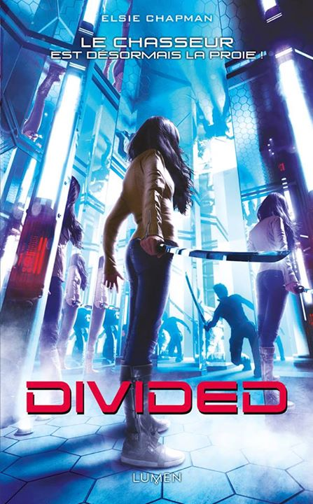 Couverture de Dualed, Tome 2 : Divided